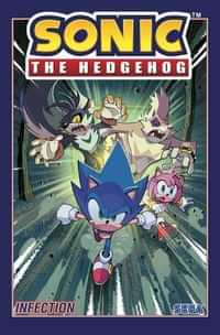 Sonic the Hedgehog TP Infection