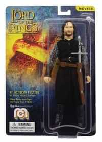 MEGO Movies AF 8Inch Lord of the Rings Aragon