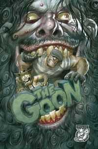 Goon #4 CVR A