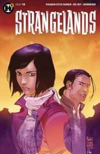 Strangelands #2 CVR A Cammuncoli
