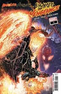 Absolute Carnage One-Shot Symbiote of Vengeance