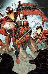 Absolute Carnage Vs Deadpool #2 Variant Connecting