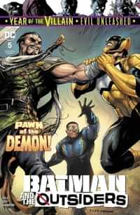 Batman and the Outsiders #5 CVR A