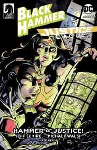 Black Hammer Justice League #3 CVR B Powell