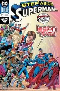 Superman #15 CVR A