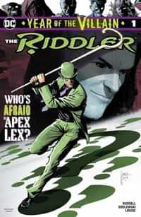 Year of the Villain One-Shot Riddler