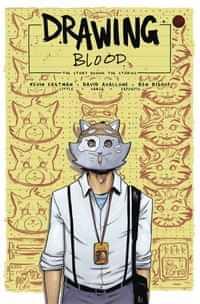 Drawing Blood Spilled Ink #4 CVR A Bishop