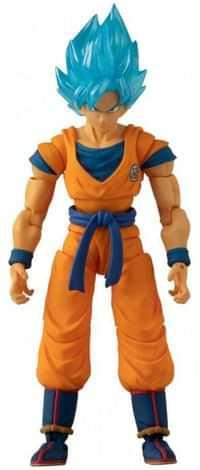 Dragonball Super AF Super Saiyan Blue Goku