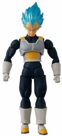 Dragonball Super AF Super Saiyan Blue Vegeta