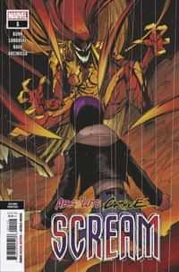 Absolute Carnage Scream #1 Second Printing Sandoval