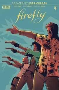 Firefly #9 CVR A Garbett