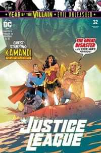 Justice League #32 CVR A
