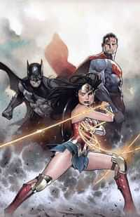 Justice League #32 CVR B