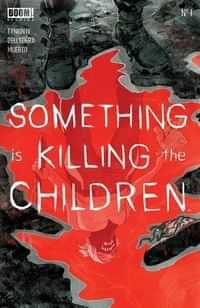 Something Is Killing Children #1 Third Printing