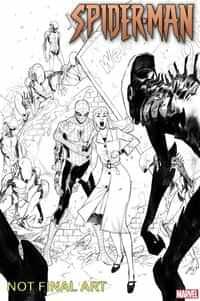 Spider-Man #1 Variant 50 Copy Pichelli