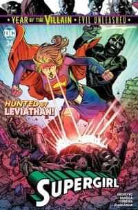 Supergirl #34 CVR A