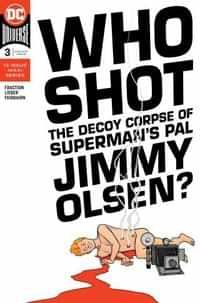 Supermans Pal Jimmy Olsen #3 CVR A