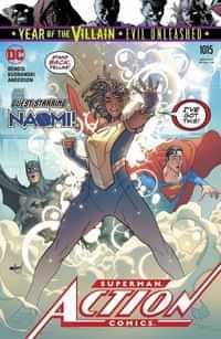 Action Comics #1015 CVR A