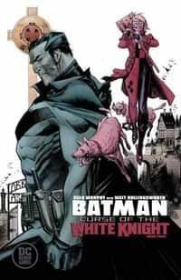 Batman Curse of The White Knight #3 CVR A