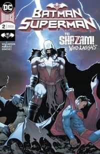 Batman Superman #2 CVR A