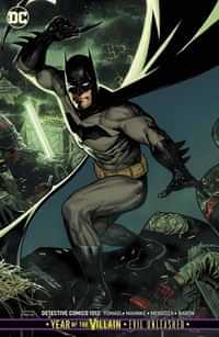 Detective Comics #1012 CVR B
