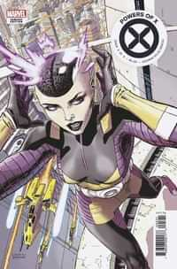 Powers of X #5 Variant Weaver New Character