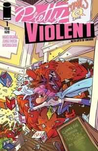 Pretty Violent #1 Second Printing