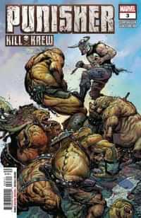 Punisher Kill Krew #3