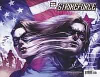 Strikeforce #1 Variant Yardin Immortal Wraparound