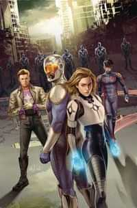 Catalyst Prime Seven Days #1 CVR B Sejic