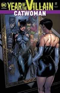Catwoman #17 CVR A Acetate