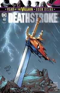Deathstroke #48 CVR A