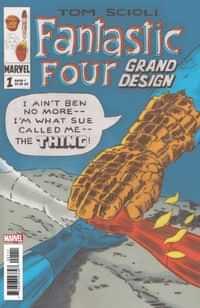 Fantastic Four Grand Design #1