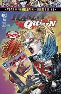 Harley Quinn #66 CVR A