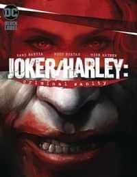 Joker Harley Criminal Sanity #1 CVR A