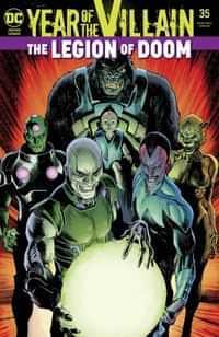 Justice League #35 CVR A Acetate