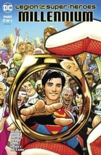 Legion of Super Heroes Millennium #2 CVR A