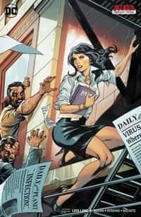 Lois Lane #4 CVR B