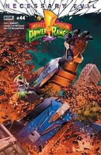 Mighty Morphin Power Rangers #44 CVR A Campbell