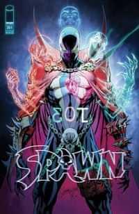 Spawn #301 CVR O Campbell
