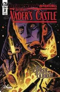 Star Wars Adventures Return To Vaders Castle #2 CVR A Francavilla
