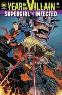 Supergirl #36 CVR A Acetate