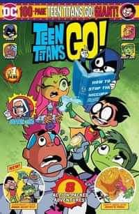 Teen Titans Go Giant #1