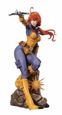 GI Joe Bishoujo Statue Scarlett