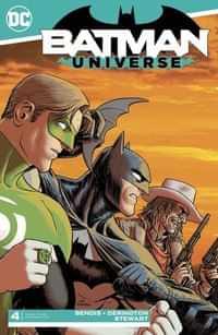 Batman Universe #4