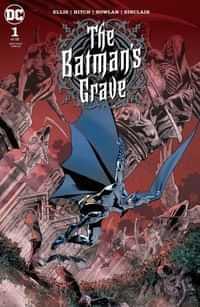 Batmans Grave #1 CVR A
