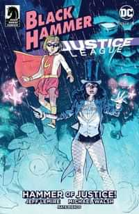 Black Hammer Justice League #4 CVR A Walsh