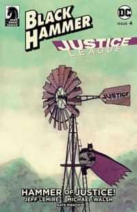 Black Hammer Justice League #4 CVR D Walta