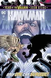 Hawkman #17 CVR A
