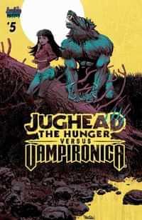 Jughead Hunger Vs Vampironica #5 CVR C Panosian